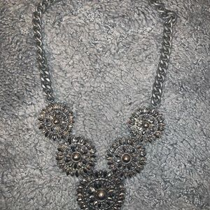 Silver neckless
